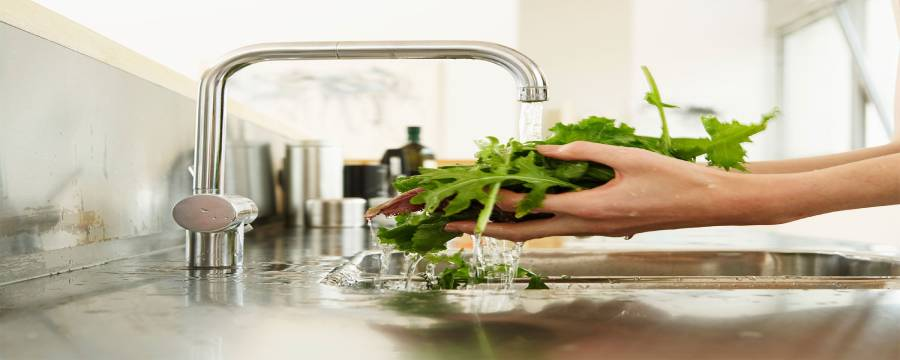Get Rid of that Foul Smell in your Kitchen Sink