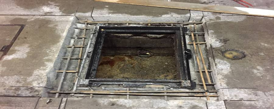 Clean Grease Traps for Proper Maintenance