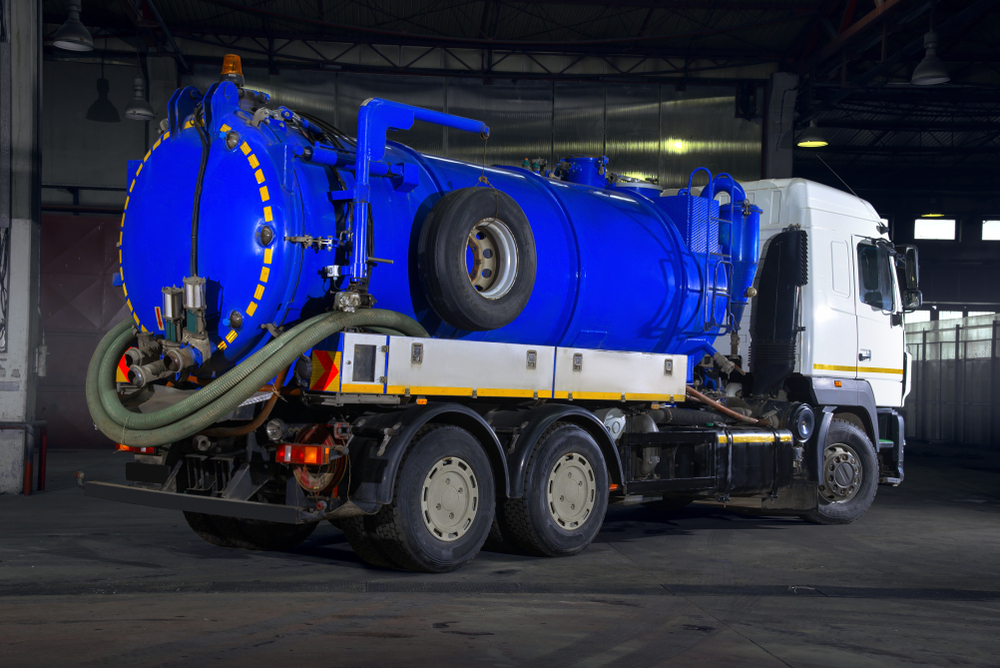 Vacuum Truck Service Important for Sewer Cleaning