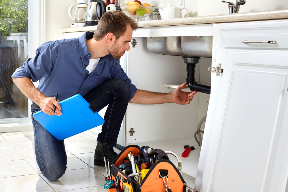 Plumbing Inspection of Your Home